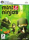 Cartula oficial de de Mini Ninjas para PC