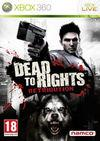 Cartula oficial de de Dead to Rights: Retribution para Xbox 360