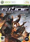 Cartula oficial de de G.I. JOE The Rise of Cobra para Xbox 360