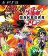 Car�tula oficial de de Bakugan para PS3