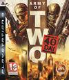 Cartula oficial de de Army of Two: The 40th Day para PS3