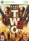 Car�tula oficial de de Army of Two: The 40th Day para Xbox 360
