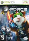 Car�tula oficial de de G-Force para Xbox 360