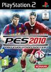 Car�tula oficial de de Pro Evolution Soccer 2010 para PS2