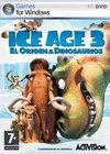 Car�tula oficial de de Ice Age 3 para PC