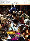 Cartula oficial de de Marvel vs Capcom 2 XBLA para Xbox 360