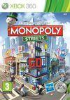 Cartula oficial de de Monopoly Streets para Xbox 360