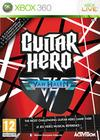 Cartula oficial de de Guitar Hero: Van Halen para Xbox 360