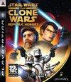 Cartula oficial de de Star Wars: The Clone Wars Hroes de la Repblica para PS3