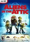 Car�tula oficial de de Aliens in the Attic para PC