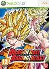 Car�tula oficial de de Dragon Ball Z: Raging Blast para Xbox 360