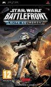 Cartula oficial de de Star Wars: Battlefront - Elite Squadron para PSP