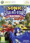 Car�tula oficial de de Sonic and SEGA All-Stars Racing para Xbox 360