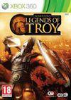 Car�tula oficial de de Warriors: Legends of Troy para Xbox 360