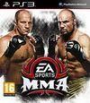 Car�tula oficial de de EA Sports: MMA para PS3