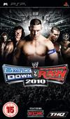 WWE SmackDown vs RAW 2010 para PSP