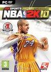 Car�tula oficial de de NBA 2K10 para PC