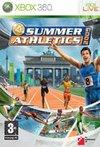 Car�tula oficial de de Summer Athletics 2009 para Xbox 360