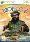 Cartula oficial de de Tropico 3 para Xbox 360