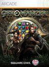 Cartula oficial de de Gyromancer XBLA para Xbox 360