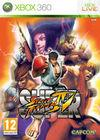 Car�tula oficial de de Super Street Fighter IV para Xbox 360