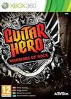 Car�tula oficial de de Guitar Hero: Warriors of Rock para Xbox 360