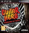 Car�tula oficial de de Guitar Hero: Warriors of Rock para PS3