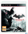 Car�tula oficial de de Batman: Arkham City para PS3
