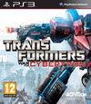 Car�tula oficial de de Transformers: War for Cybertron para PS3