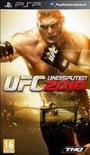 UFC 2010 Undisputed para PSP