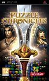 Cartula oficial de de Puzzle Chronicles para PSP