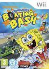 Car�tula oficial de de Spongebob's Boating Bash para Wii