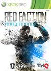 Cartula oficial de de Red Faction: Armageddon para Xbox 360