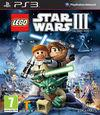 Car�tula oficial de de LEGO Star Wars III: The Clone Wars para PS3
