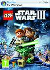 Cartula oficial de de LEGO Star Wars III: The Clone Wars para PC