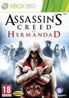 Car�tula oficial de de Assassin's Creed: La Hermandad para Xbox 360