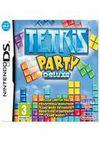 Cartula oficial de de Tetris Party Deluxe para NDS