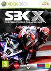 Cartula oficial de de SBK X para Xbox 360
