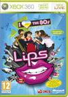 Car�tula oficial de de Lips: I Love the 80s para Xbox 360