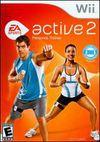 Car�tula oficial de de EA Sports Active 2.0 para Wii