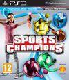 Cartula oficial de de Sports Champions para PS3