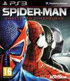 Car�tula oficial de de Spider-Man: Shattered Dimensions para PS3