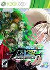 Car�tula oficial de de King of Fighters XIII para Xbox 360