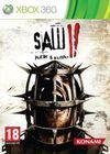 Car�tula oficial de de Saw II: Flesh & Blood para Xbox 360