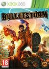 Cartula oficial de de Bulletstorm para Xbox 360