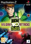 Car�tula oficial de de Ben 10 Alien Force: Vilgax Attacks para PS2