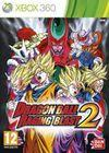 Car�tula oficial de de Dragon Ball Raging Blast 2 para Xbox 360