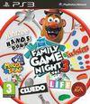 Car�tula oficial de de Hasbro Family Game Night para PS3