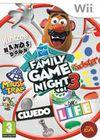 Car�tula oficial de de Hasbro Family Game Night para Wii