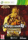 Cartula oficial de de Supremacy MMA para Xbox 360